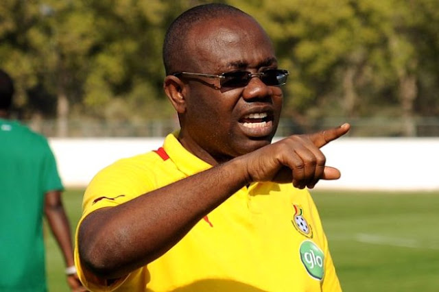 President of the Ghana Football Association (GFA) Kwesi Nyantakyi