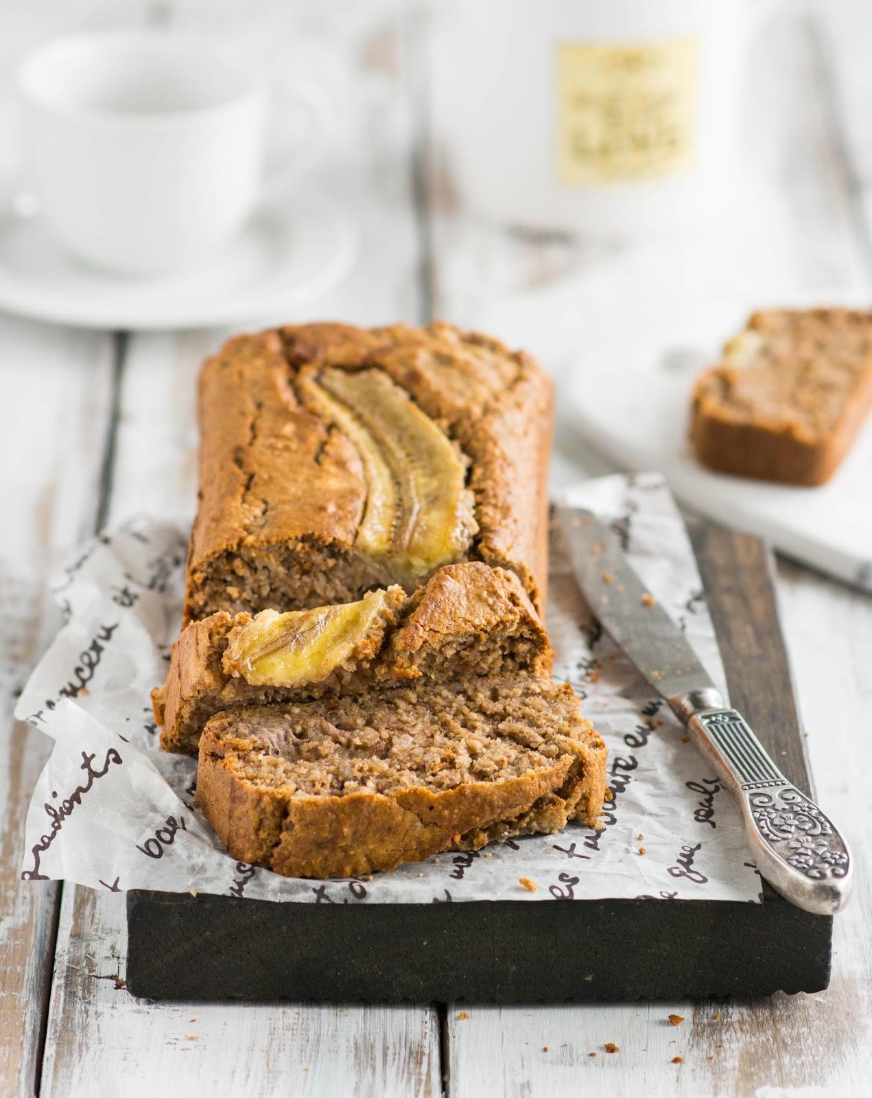 Диетический банановый хлеб: рецепт картинки