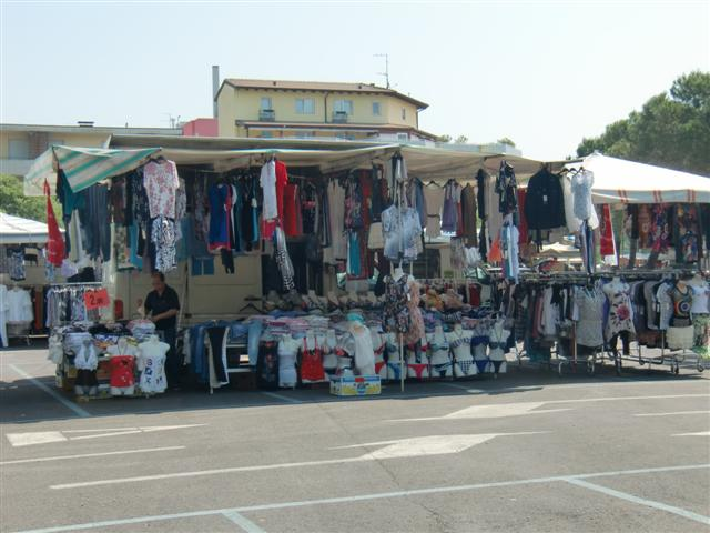 Wochenmarkt in Grado - Blog Topfgartenwelt