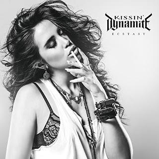 """Ο δίσκος των Kissin' Dynamite """"Ecstasy"""""""