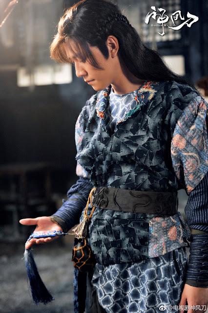 Dagger Mastery Qin Jun Jie