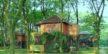 Lokasi Taman Wisata Mekarsari