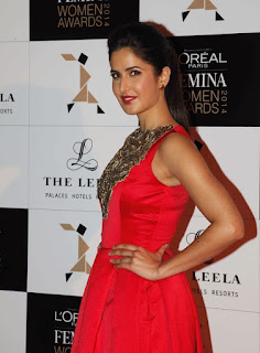 Katrina Kaif Latest Beautiful Photos In Red Dress