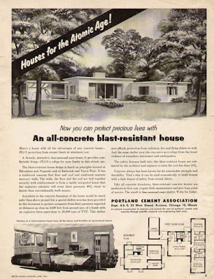Blast Resistant House
