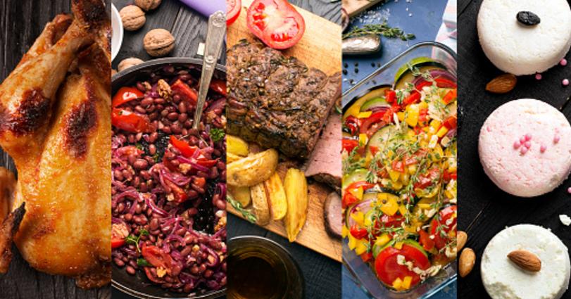異國料理 Exotic dishes 德國豬腳,法式蝸牛 怎麼用英文點餐 - 國外旅行英語 EOA 線上英文家教