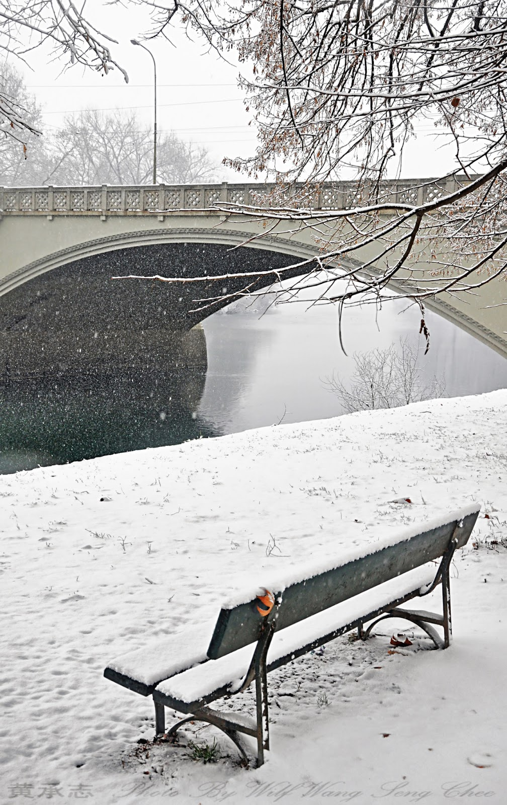 cc935bfa95 Torino In My eyes: Snow Under The Bridge