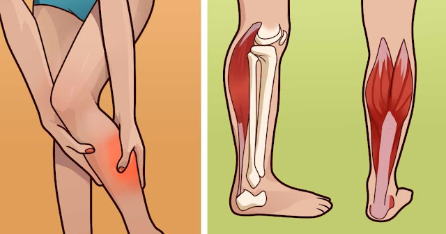 Как остановить судороги ног и каковы причины возникновения…