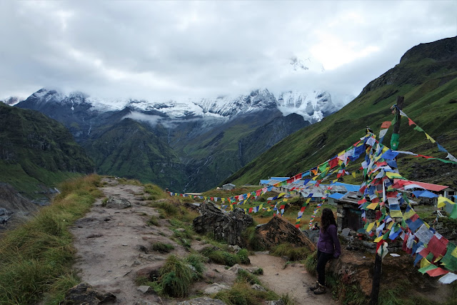 Nepal, Patricia Rojas, de La Cosmopolilla