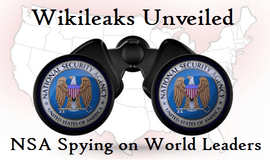 NSA Spied On Secret Meetings Between The Top Leaders