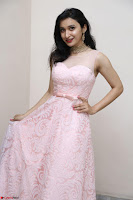 Sakshi Kakkar in beautiful light pink gown at Idem Deyyam music launch ~ Celebrities Exclusive Galleries 014.JPG