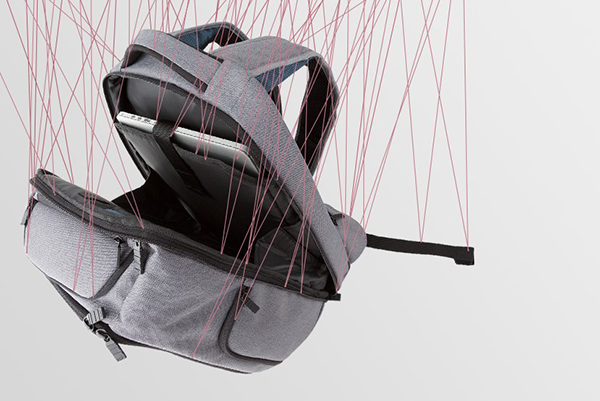 TYLT charging backpack