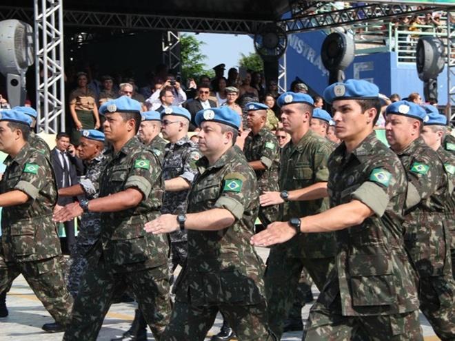 Exército abre seleção na Bahia com salários de até R$ 7.458 mil