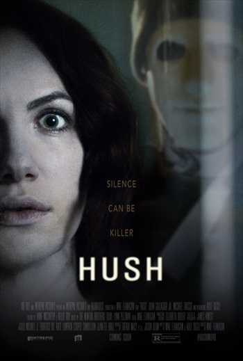 Download Hush 2016 English 720p WEBRip 650mb ESubs