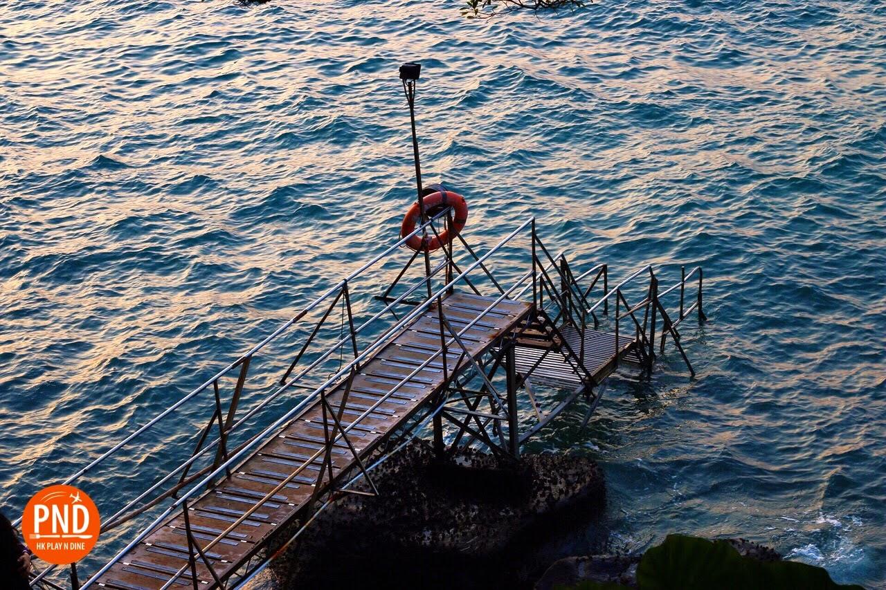PND純粹分享,愛玩愛食。: 西環泳棚:浪濤日落聖地!