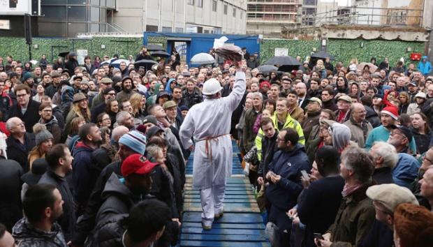 muslim di london