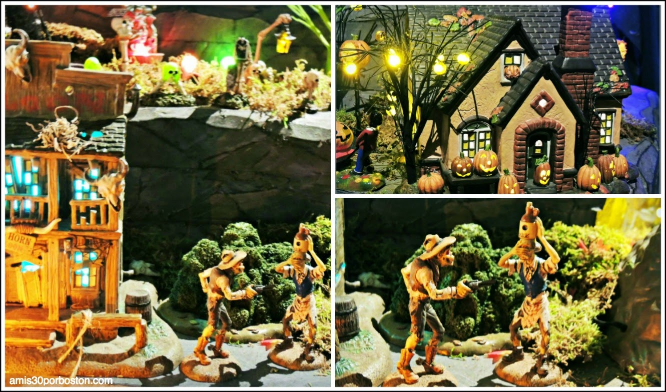 Yankee Candle Village: Black Forest Temática de Halloween