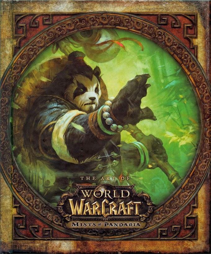 Артбук Пандария [Art Pandaria] - 206 фото -  World of Warcraft