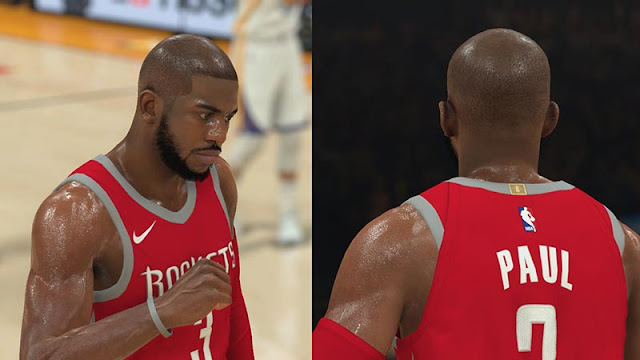NBA 2K19 Realism Graphic Mod Global