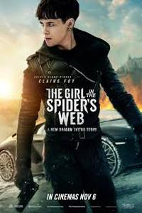 The Girl in the Spider's Web (2018) Movie (Hindi-English) 480p & 720p