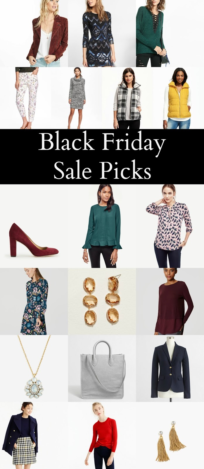 Black Friday Sale Picks 2016