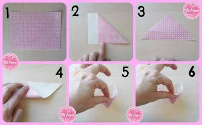 Tía Keko manualidades niños y papel