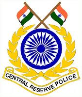 Central Reserve Police Force, CRPF, Force, freejobalert, Latest Jobs, Post Graduation, Medical Officer, crpf logo