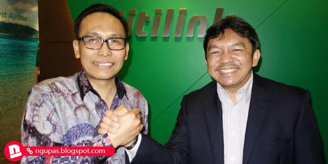 Kasus pilot mabuk, direktur Citilink Indonesia mengundurkan diri