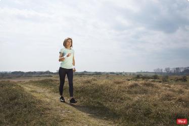 Seberapa Jauh Orang Sehat Dapat Berjalan Tanpa Pelatihan