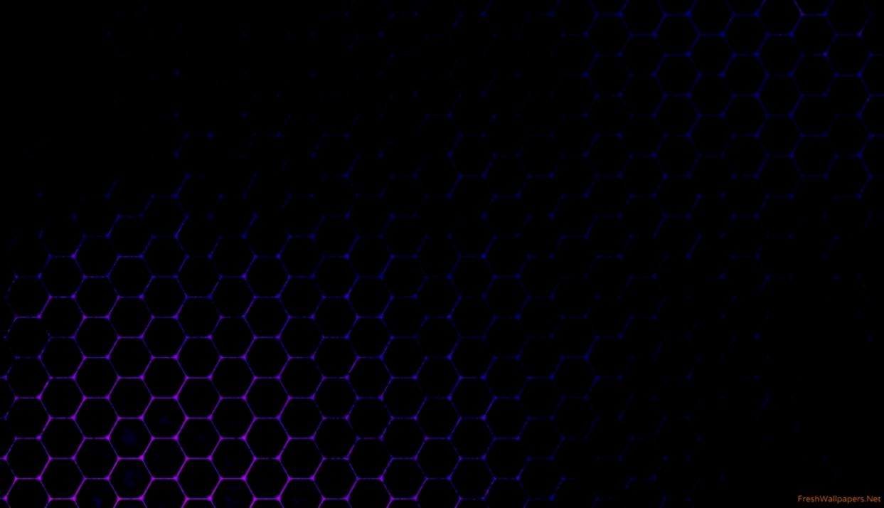 Purple gradient on the honeycomb wallpapers Freshwallpapers