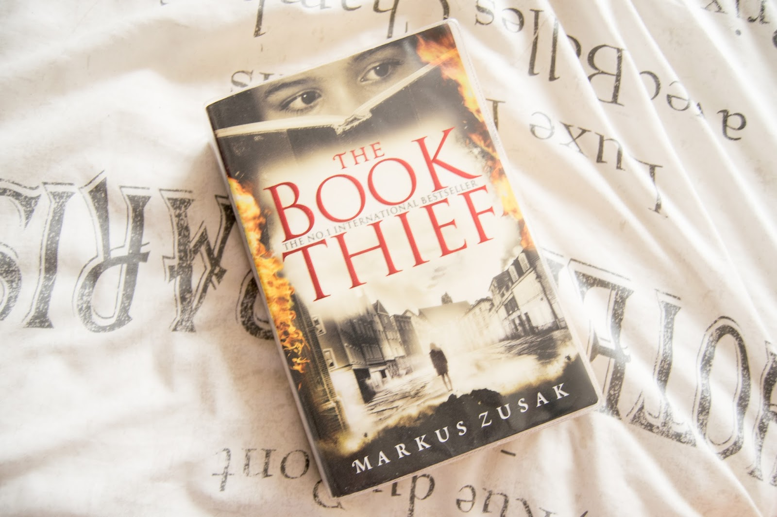 the life of ilsa in marcus zusaks the book thief Find the quotes you need in markus zusak's the book thief  the book thief quotes from litcharts ilsa hermann's little black book quotes.