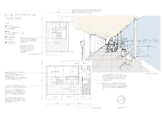 趣味を楽しむインテリアの住まい Lタイプの計画 モダンデザイン