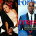 Tyrese's wife defends him after he was mocked over 'fake' Forbes cover