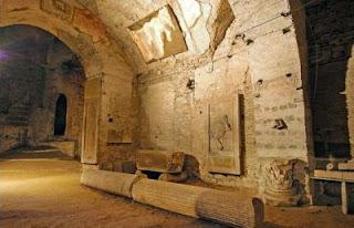 I Sotterranei di San Martino ai Monti - Visita guidata Roma