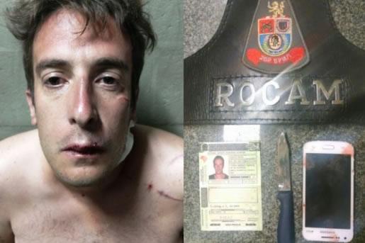 Homem marcada consulta para tentar estuprar nutricionista em Mogi-Guaçu (SP)