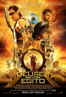 Review - Deuses do Egito