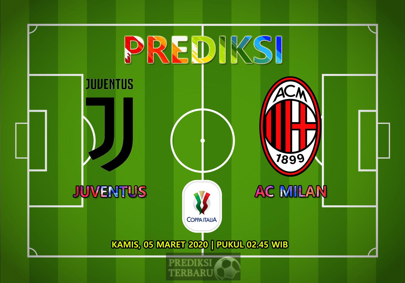 Prediksi Juventus Vs Milan Kamis 05 Maret