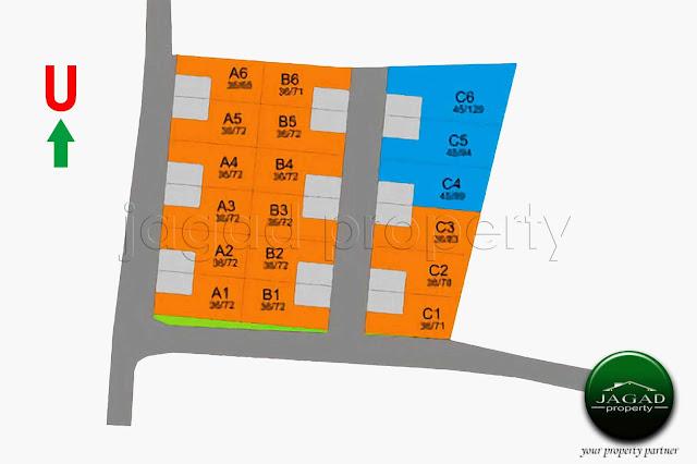 Rumah Minimalis jalan Wates Km 12 Sedayu
