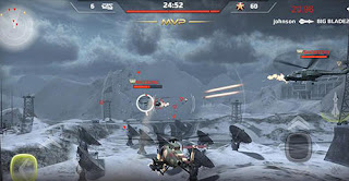 Download Battle Copters V1.6.0 MOD Apk + Data OBB