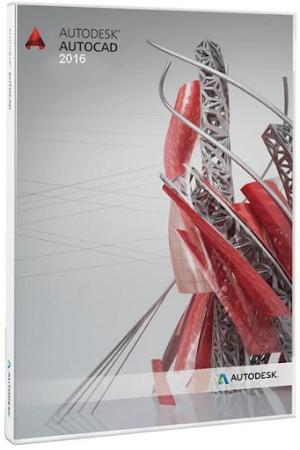 โหลด Autodesk AutoCAD v2016 [32-64 Bit][Full][กุญแจ]