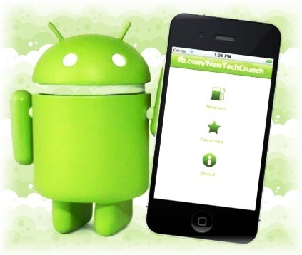 New Android smart phones