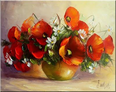 cuadros-increibles-flores-rojas