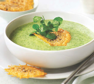 Cream of Watercress Soup Recipe