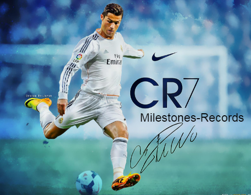 cristiano ronaldo, cr7, milestones, record breaker ,stats, goals, vs messi,list,