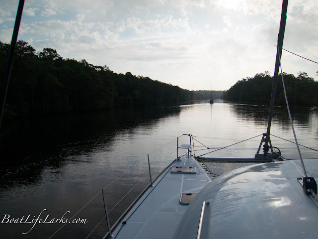 Northbound, Waccamaw River, SC