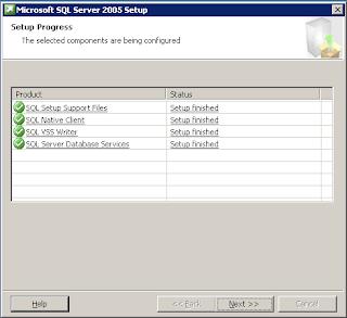 Installasi SQL Server di Windows