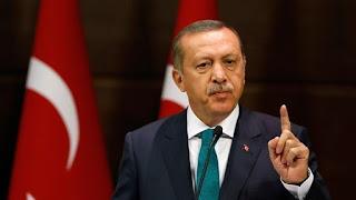 Ερντογάν προς ΗΠΑ: Δεν έχετε δικαίωμα να είστε στη Συρία