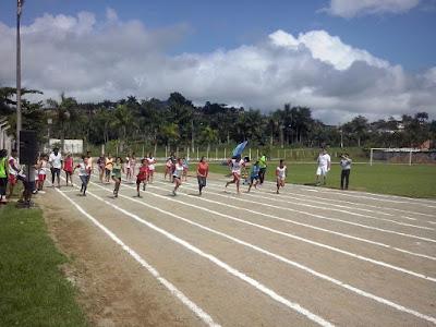 Atletas de Registro-SP participam do Circuito Vale do Ribeira de Atletismo