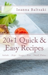 20+1 quick and easy recipes cookbook
