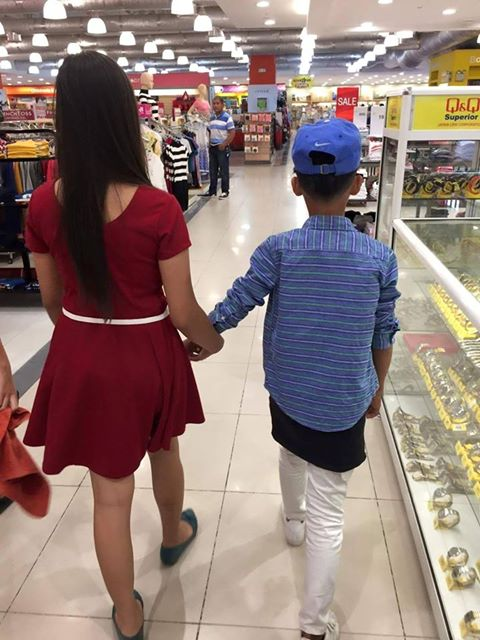 She Posted a Picture With Her Boyfriend on a Date and Netizens Reacted in the Funniest Way: 'Kala ko Mag-Nanay!'