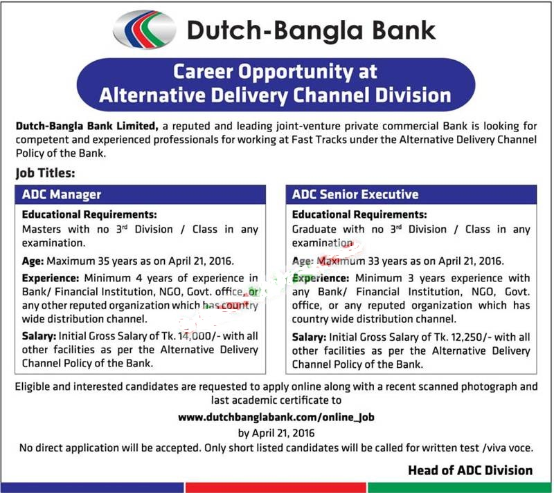 executive summary of dutch bangla bank